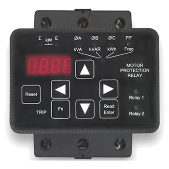 RX Motor Protection Relay